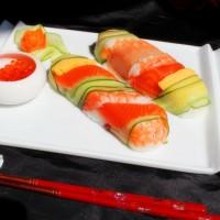 簡單制作彩虹般美麗的壽司