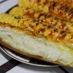 咸香香葱芝士面包(早餐菜谱)