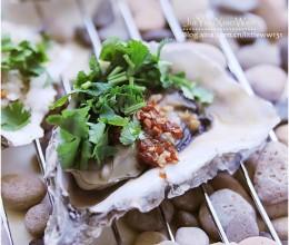 蒜香烤生蚝