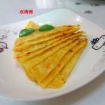 薄饼(早餐菜谱)