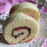 双色蛋糕卷(早餐菜谱)