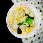 海鲜馄饨(早餐菜谱)