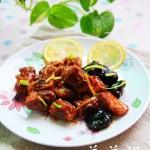 西梅干焖排骨(健脾养胃菜谱)