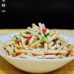 凉拌鱼腥草(清肺最好的野菜)