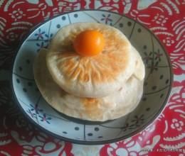荸荠肉麦饼