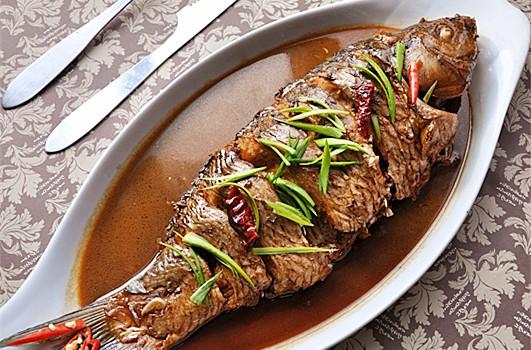 紅燒草魚(如何去除草魚的魚腥線)
