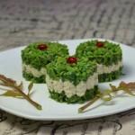 香椿拌豆腐(春季时令美食)