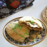牛舌饼(中式点心)