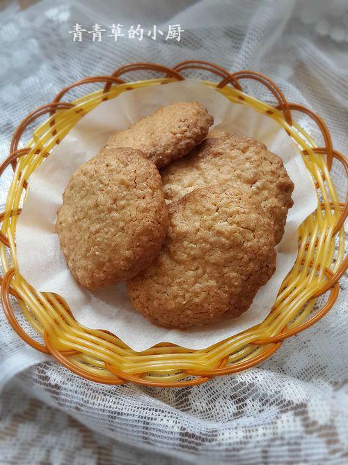 燕麦片脆饼