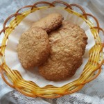 燕麦片脆饼(高纤零食)