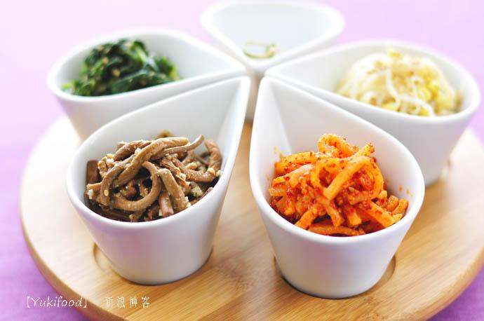 韩式凉拌菜
