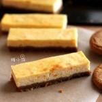 南瓜芝士蛋糕(甜品点心)