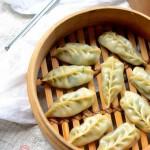 韭菜柳叶蒸饺(早餐菜谱)