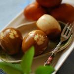 茶葉蛋(早餐菜譜)