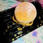 蜜豆面包(早餐菜谱)