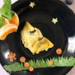 蒸蛋饺(宝宝早餐)