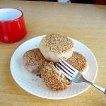 芝麻烧饼(早餐菜谱)
