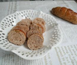 核桃仁面包