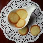 杏仁薄脆饼(早餐菜谱)