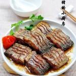 五香带鱼(下饭菜)