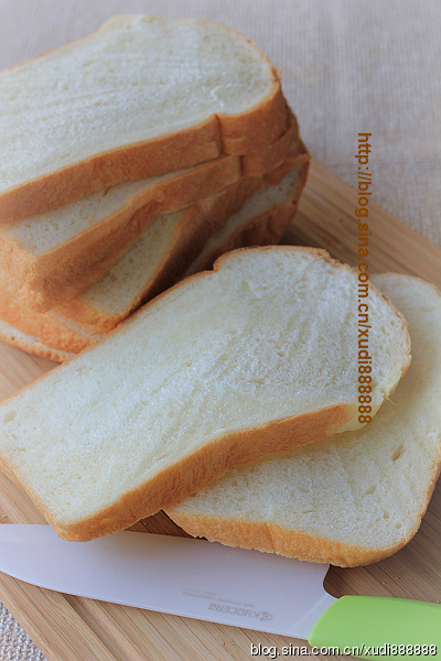 一键式北海道鲜奶面包