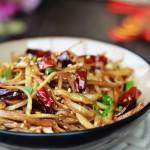 干煸杏鲍菇(百吃不厌的家常下饭菜)