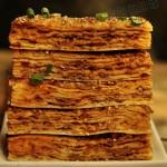 酱香芝麻饼(早餐菜谱)