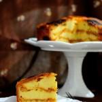 香橙蛋糕(甜品点心)