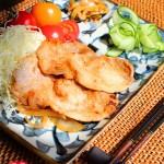 和风姜汁烧肉(日式料理)