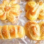 普通面粉一样可以做好吃的椰蓉面包(早餐菜谱)