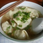 面条机版自制云吞(早餐菜谱)