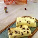 蔓越莓天使蛋糕(甜品点心)