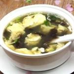 紫菜鸡蛋汤(宝宝靓汤)