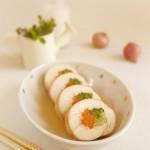 烤鸡肉蔬菜卷(烤箱菜)