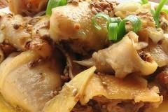 白胡椒蒸鸡