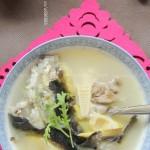 江南鲃鱼汤