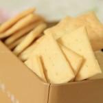 奶盐苏打饼(踏青出游必备的零嘴)