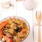 咖喱牛肉(老少皆宜的下饭利器)