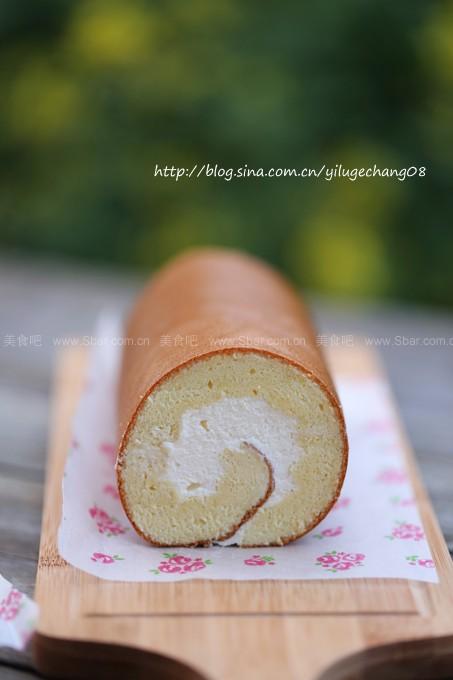 高筋粉蛋糕卷
