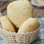 胡萝卜面包(早餐菜谱)