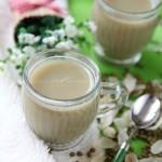 百合绿豆浆(清热润肺好饮品)