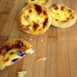 紫薯蛋挞(甜品点心)