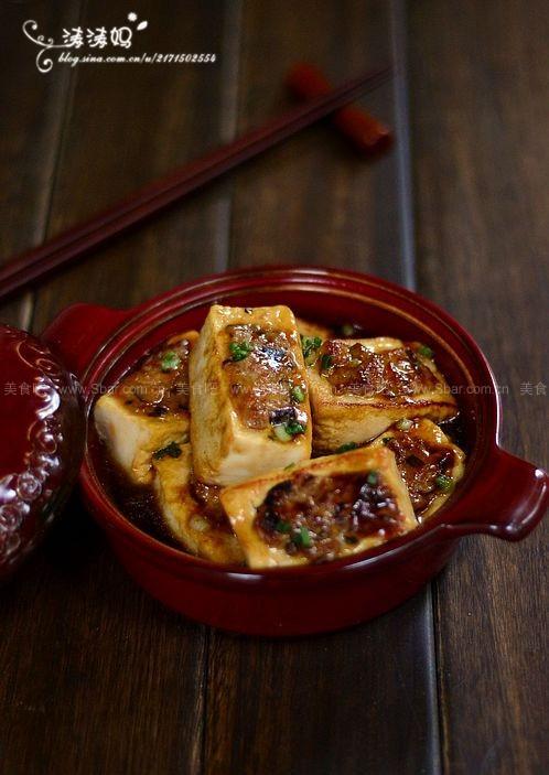 客家酿豆腐