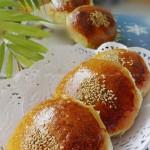 红豆面包(早餐菜谱)