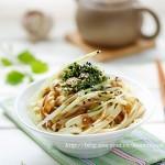 香椿酱拌面(早餐菜谱)