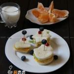 早餐三明治(快捷却不失营养的首选早餐)