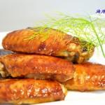 葱香烤鸡翅(烤箱菜)