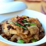 干椒豆豉回锅肉