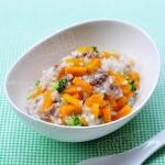 牛肉南瓜软饭(宝宝辅食(8-9个月))