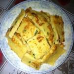香葱煎饼(早餐菜谱)